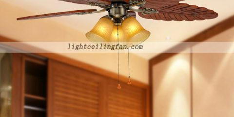 42 wood leaf crystal led ceiling fan light living room ceiling 48inch bronze ceiling fan wood blades leaf wood ceiling fan light with 5 blades 3 speed mozeypictures Gallery