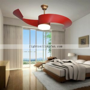 3-blades-dc-motor-led-ceiling-fans-lights-with-remote-control