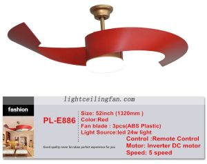 3-blades-led-ceiling-fan-with-remote-control