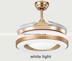 42inch-copper-fan-gold-color-invisible-blade-ceiling-fan-with-led-lights