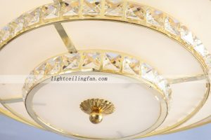 42inch-crystal-led-ceiling-fan-light-with-acrylic-fan-blade