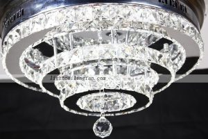 42inch-crystal-shade-four-hidden-blades-ceiling-light-fan