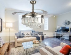 42inch-led-arcylic-blades-invisible-ceiling-fan