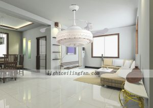 42inch-modern-transparent-plastic-blades-folding-ceiling-fan-light