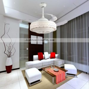 42inch-modern-transparent-plastic-blades-folding-ceiling-fan-lights