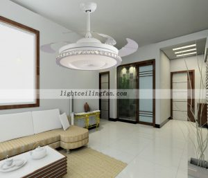 42inchround-shaped-acrylic-led-ceiling-fan-light-with-foldable-invisible-blades