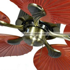 48inch-decorative-wood-leaf-ceiling-fan-light-living-room-ceiling-fan-lighting