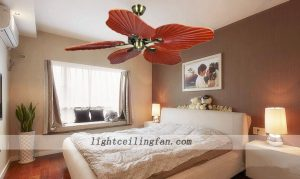 48inch-decorative-wood-leaf-ceiling-fan-lights-living-room-ceiling-fan