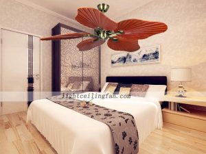 48inch-decorative-wood-leaf-ceiling-fan-lights-living-room-ceiling-fans-lighting