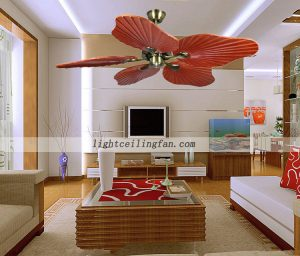 48inch-wood-leaf-ceiling-fan-light-living-room-ceiling-fan-lighting