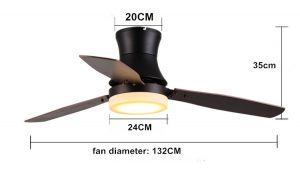 52inch-ceiling-mounted-wood-ceiling-fans-lamp-fans-chandelier