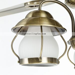 52inch-decorative-green-bronze-metal-ceiling-fans-lights