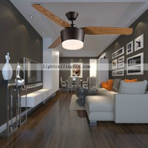 52inch-led-decorative-3-blades-wood-ceiling-fan-light