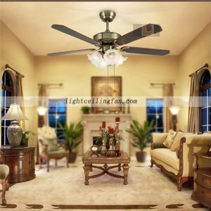 52inch-living-room-hotel-modern-ceiling-fans-with-light