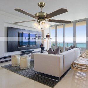 52inch-living-room-hotel-modern-ceiling-fans-with-lights
