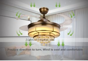 copper-fans-foldable-acrylic-blade-crystal-ceiling-fans-with-led