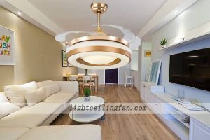 copper-fans-gold-color-invisible-blades-ceiling-fan-with-led-lights