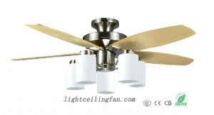 decorative home flush mount ceiling fan light kit 42 inch 5 blade