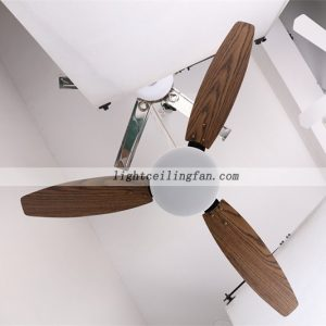 european-brown-52-inch-led-ceiling-fan-with-lights-lamp-home-fan