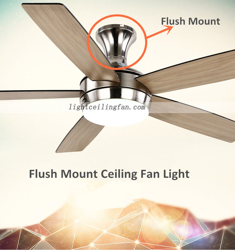 light with mount of fans size ceiling flush to without incredible lights regard kits designs ceilings large fan inch
