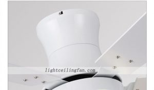 flush-mount-fan-modern-wooden-led-ceiling-fans-lighting