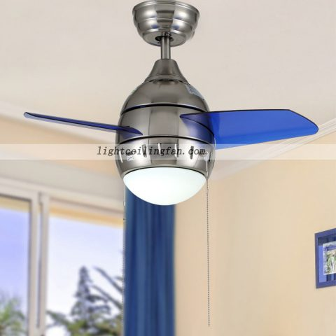 Kids Room Ceiling Fan With Lights Mini 26 Inches Fans
