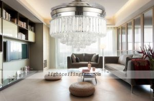 led-arcylic-blades-invisible-ceiling-fan