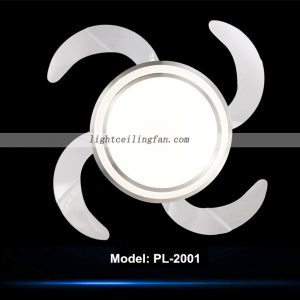 42inch-foldable-invisible-blade-remote-control-round-shaped-led-ceiling-fans-lights