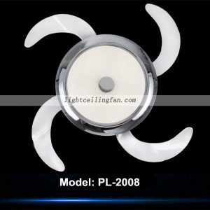42inch-foldable-invisible-blades-remote-control-round-shaped-led-ceiling-fan-lights