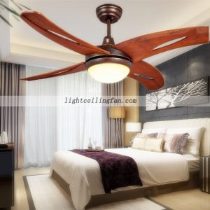 42inch-living-room-decorative-wooden-ceiling-fan-light