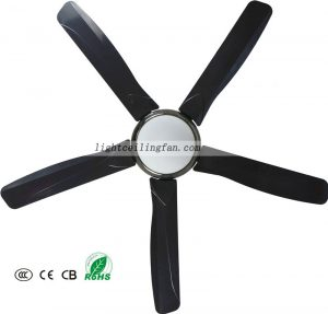 56inch-black-decorative-ceiling-fan-with-remote-control-and-light