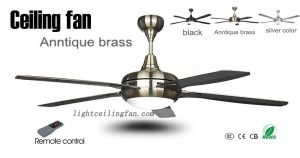 56inch-black-decorative-ceiling-fans-with-remote-control-and-light