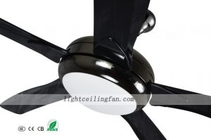 56inch-black-ceiling-fans-with-remote-control-and-light