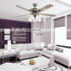sand-nickel-indoor-ceiling-fan-with-light-five-reversible-blades-remote-control