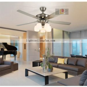 indoor-ceiling-fan-with-light-five-reversible-blades-remote-control