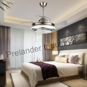 42inch-decorative-ceiling-fan-led-acrylic-blades-invisible-ceiling-fan