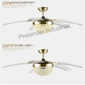 42inch-modern-ceiling-fan-foldable-invisible-blades-ceiling-fans