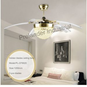 42inch-modern-ceiling-fans-foldable-invisible-blades-ceiling-fans