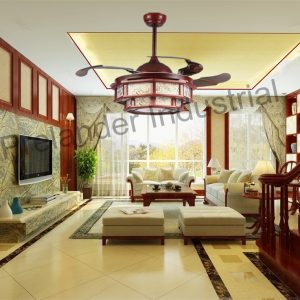 chinese-art-ceiling-fans-hidden-blades-ceiling-fan-retractable-blades-ceiling-fan