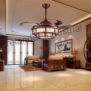 chinese-art-hidden-blades-ceiling-fan-retractable-blade-ceiling-fan-light