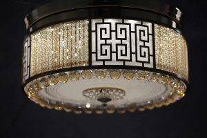 crystal-ceiling-light-with-fan-42-inch-invisible-blades-fans-led-light