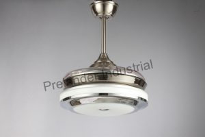 decorative-ceiling-fan-lighting-light-led-acrylic-blades-invisible-ceiling-fans