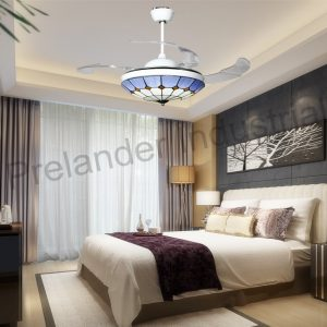 european-ceiling-fans-with-foldable-blades-42-inch-invisible-blades-fan