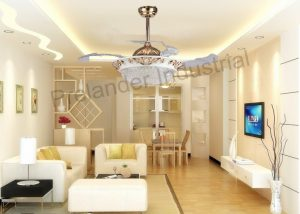 invisible-ceiling-fan-decorative-retractable-blade-fan