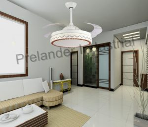 invisible-decorative-ceiling-fan-with-lights