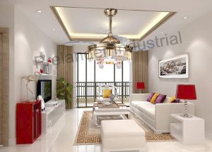 modern-ceiling-fan-with-light-invisible-led-folding-ceiling-fan-dining-room
