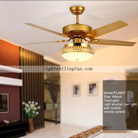 gold ceiling fan with light led price 48inch fan lighting decorative bedroom ceiling light fixtures medium 42 to 52 ceiling fan light